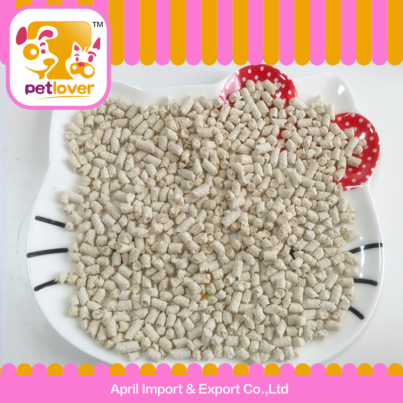 pet grooming product tofu kitty cat sand