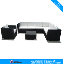 Leisure Garden Rattan Sofa American Outdoor Furniture