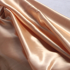 High Quality Stretch Satin Fabric Spandex Lycra Elastic Shiny Face Sewing Prom Dress Design Width 150cm