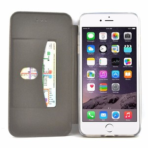 For iphone 7/7plus folio case, leather wallet case wholesale