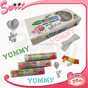 Fruity Chewing Gum In Share Pack