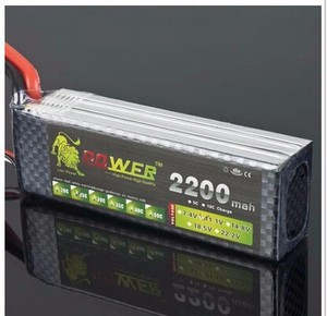 Facotory Wholesales Price Lipo Battery LION 11.1V 3S 2200MAH 25C rc car lipo battery pack