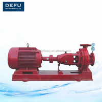 Cast steel centrifugal pump cw electric