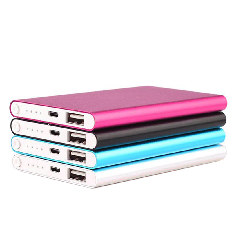 Hot selling Fashion Custom portable charger power bank 8000mAh  for mobile phone factory price