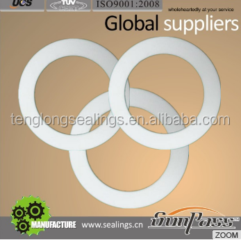 Cheap Reinforced covered teflon PTFE Envelope Gasket