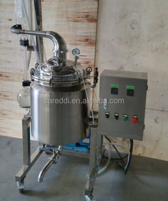 lavender essential oil extract machine and essential oil distillation unit hot sale 2015