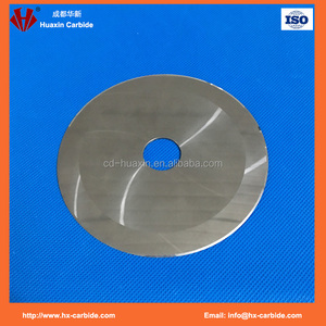 K10 K20 K30 tungsten carbide cutting disc for paper