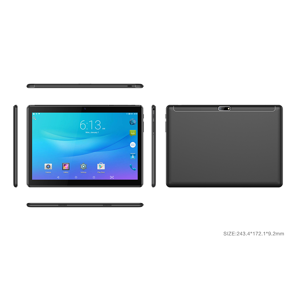 New Arrival 10 Inch Sc9863 Android 9 0 Tablet 3/4/6GB Ram Screen 1920*1200  Gps 3G 4G Lte Tablet Pc, View Android 9 0 Tablet, OEM Product Details from