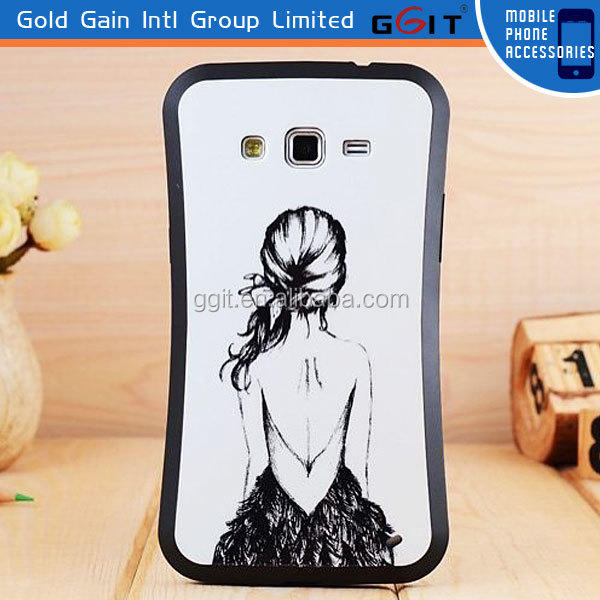 Phone Accessory TPU Case For Samsung G7106