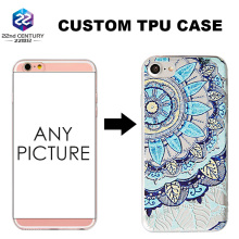DIY custom print ultra thin soft tpu cases for iphone 7 plus ipone 7 case phone cover
