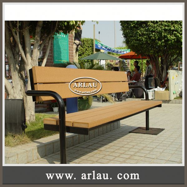 Arlau Teakwood Park Bench,Long Wood Chair Outdoor Furniture,Wooden Long Chair