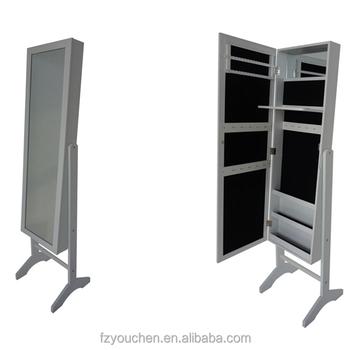 Thuis Spiegel Sieraden Kast Met Standaard Zwarte Achterkant Buy Spiegel Sieraden Kastzwarte Achterzijde Standthuis Spiegel Product On Alibabacom