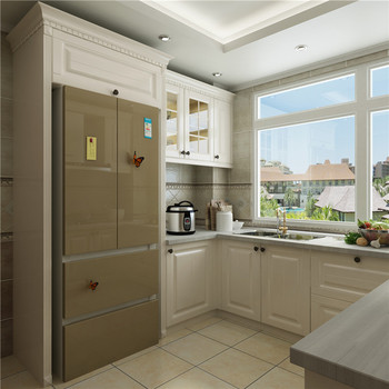 Custom Made U Shaped Kitchen Cabinet With Best Price Buy Custom