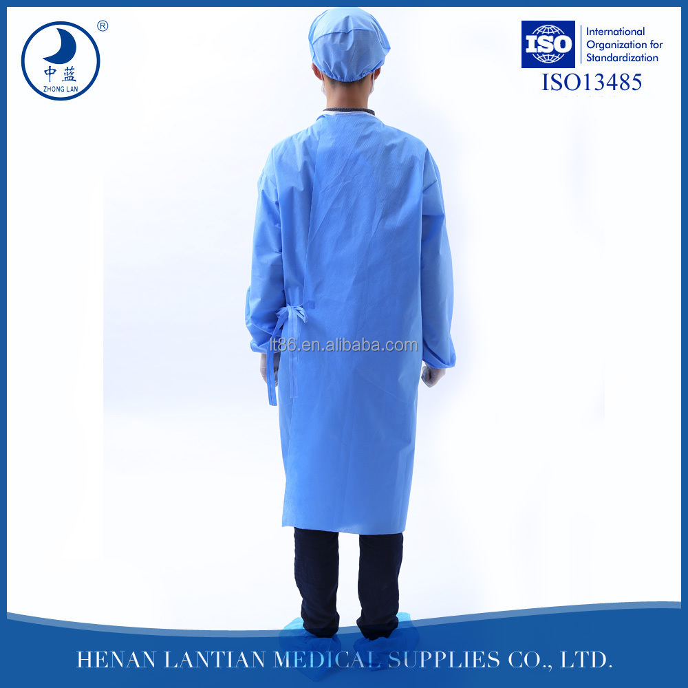 Disposable Hospital Gowns for Sale