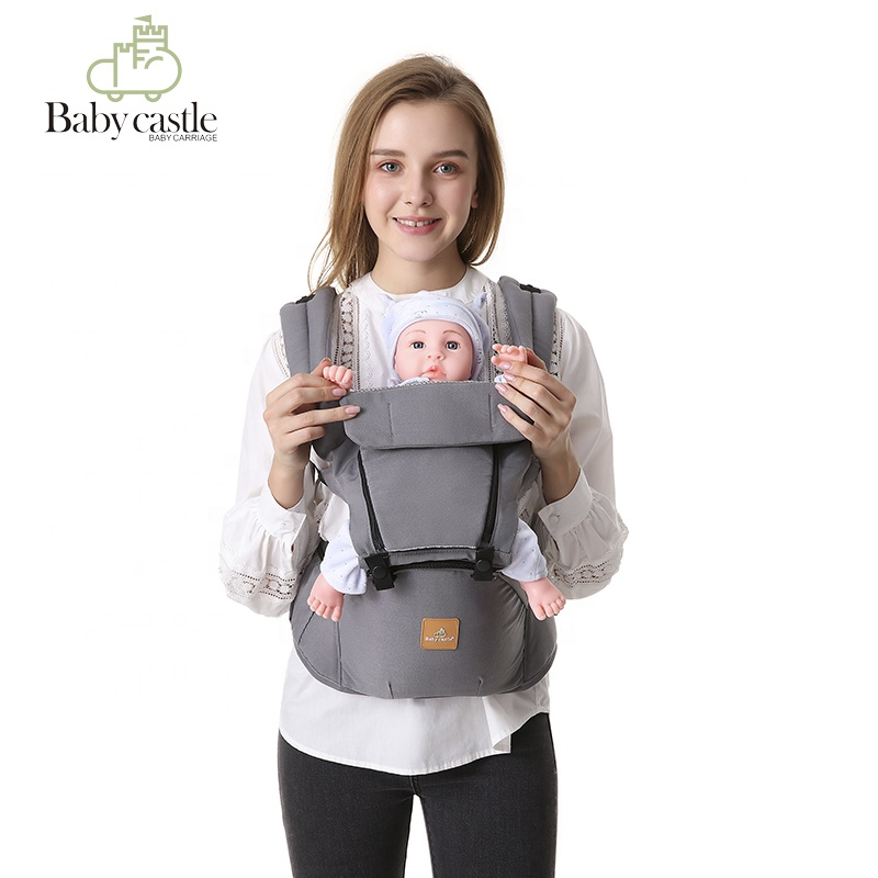 Manufacturers Ergonomic Adult Cotton Child Back Carry Wrap Ring Sling Backpack Hipseat Hiking Baby Sling Baby Carrier Buy Baby Wrap Carrier Baby