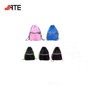 d454cf49b5 fabbrica quanzhou 2016 custom coulisse zaino sacco sacchetto coulisse borse  con tasche