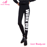 OEM service digital print padded usa xxx sexy ladies leggings