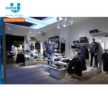 Exhibition Stand Clothes : Young menswear shop layout jacket exhibition stand mens clothes
