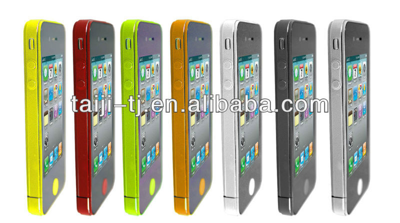 Printing technology & color phone screen saver for iPhone 4/4s