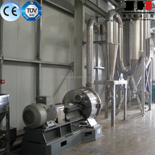 Rice ,wheat,pea ultrafine flour classifying imapct mill pulverizer