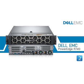 Sata China Manufacturer Dell Poweredge R740 Intel Xeon Silver 4114 2 2g  Server - Buy Server,Dell Poweredge R740,Dell Rack Server Product on