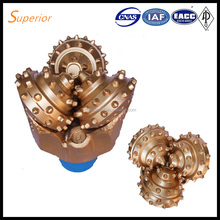 2017 popular API all size tricone drill bits/ rock roller bits