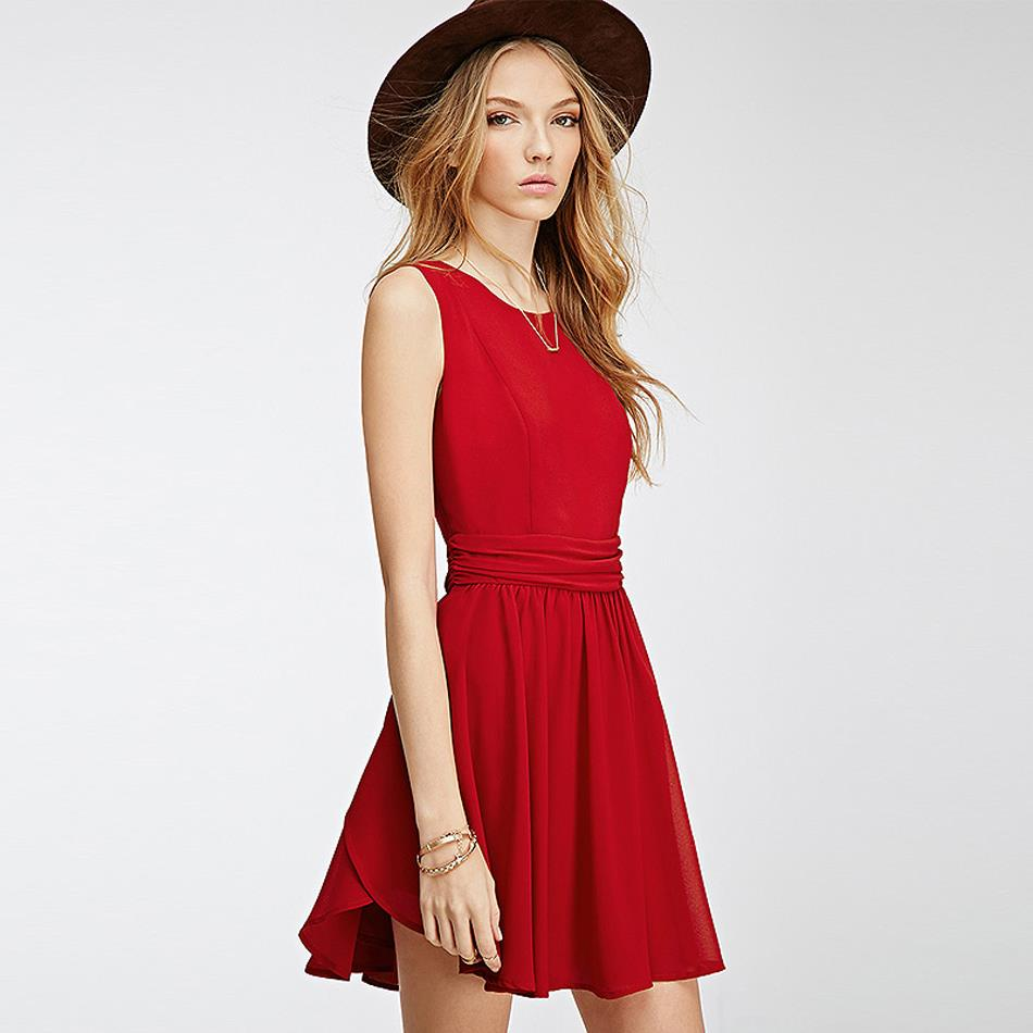 Shop womens summer dresses cheap sale online, you can buy white summer dreeses, maxi long summer dresses and casual plus size summer dresses for women at wholesale prices on funon.ml FREE Shipping available worldwide. Stylish Sleeveless Round Collar A-Line Dress For Women - White - M.