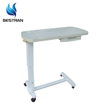 Delightful BT AT009 Hospital Overbed Table With Drawer