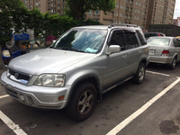 2000 Used Left Hand Drive Car For Honda CRV (3762-DA)