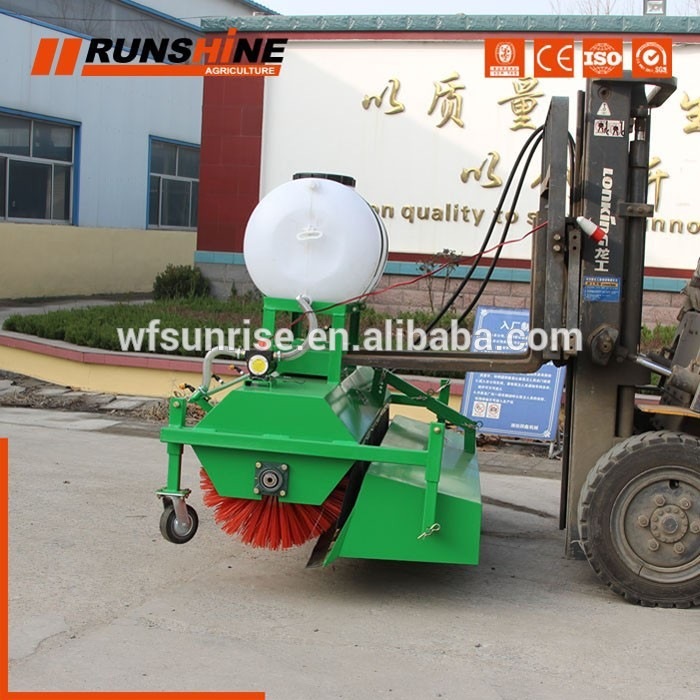 Trustworthy Manufacturer OEM Made Road Sweeping Truck