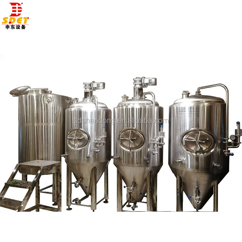 500l Micro Distillery Equipment,500l Equipment For The Pub,Beer Brewing Kettle