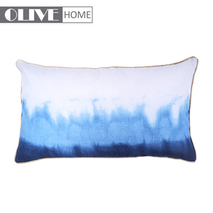 Waterproof fresh digital printing outdoor chair cushion cushion covers bulk for decorative pillow