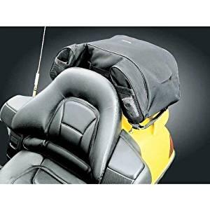 Kuryakyn 5297 Black Motorcycle Luggage