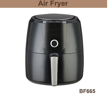 8 L Digital Fryer for Healthy Low Fat Cooking with Adjustable Temperature Control & Timer - 1200W power air fryer