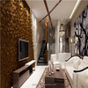 DBDMC 2014 waterproof home decor vinyl wallpaper 3d wall paper