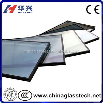 Bathroom Window Glass Types high pressure insulated noise-insulation edge polished bathroom