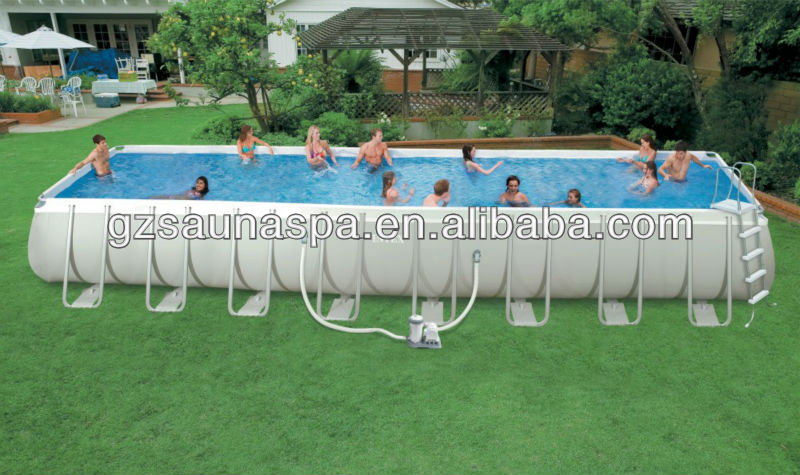Above ground intex swimming pool, View intex swimming pools, INTEX ...