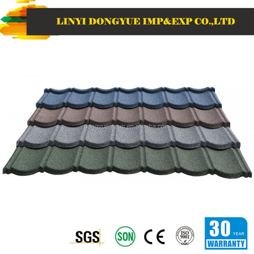 types of roof tiles stone coated roofing tils with best quality