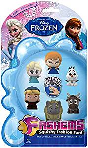 Disney Frozen Fash'ems Series 1 (COMPLETE SET OF 6)