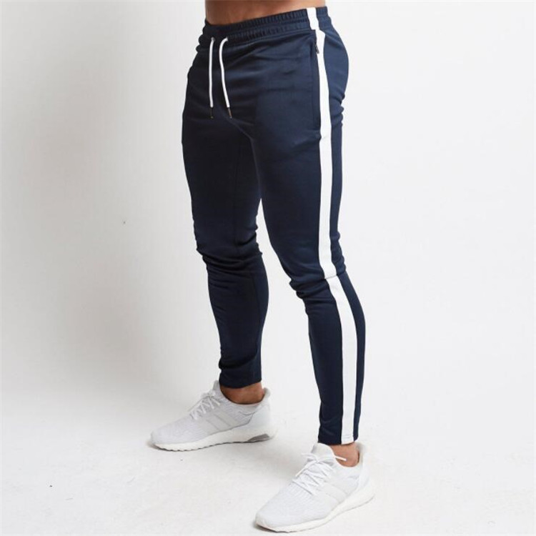 2019 Amazon Good Quality Casual Pants Gym Fitness Men's Sport Pants Outdoor Sweatpants Male Jogger Trousers