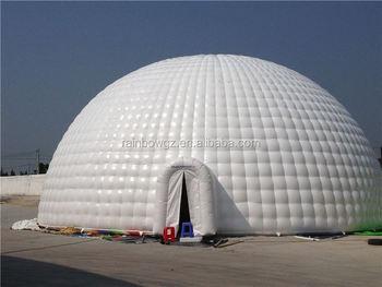 3050a7b2889c Iglú Gigante Carpa Domo Inflable Tienda De Campaña Para Las Actividades Al  Aire Libre - Buy Tienda Domo,Tienda Inflable De Cúpula,Tienda Inflable ...