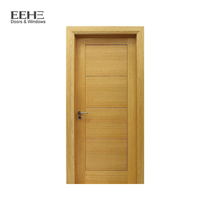 China wooden door manufacturer new design painting mdf laminate interior doors