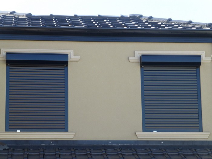 product-Zhongtai-High Quality Electric Security Motorized Aluminum Roller Shutter Window-img-1