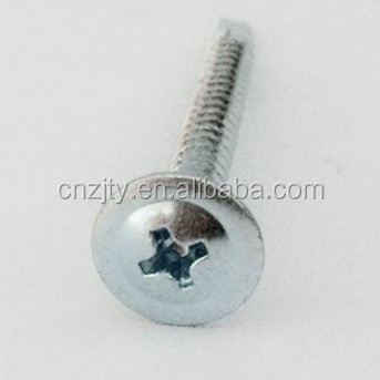 Phillips Wafer head self drilling concrete screw on wholesale