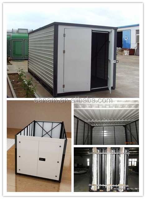 Modern and durable prefab container houses for living