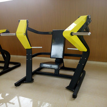 Profissional ginásio fitness equipamentos/wide chest press