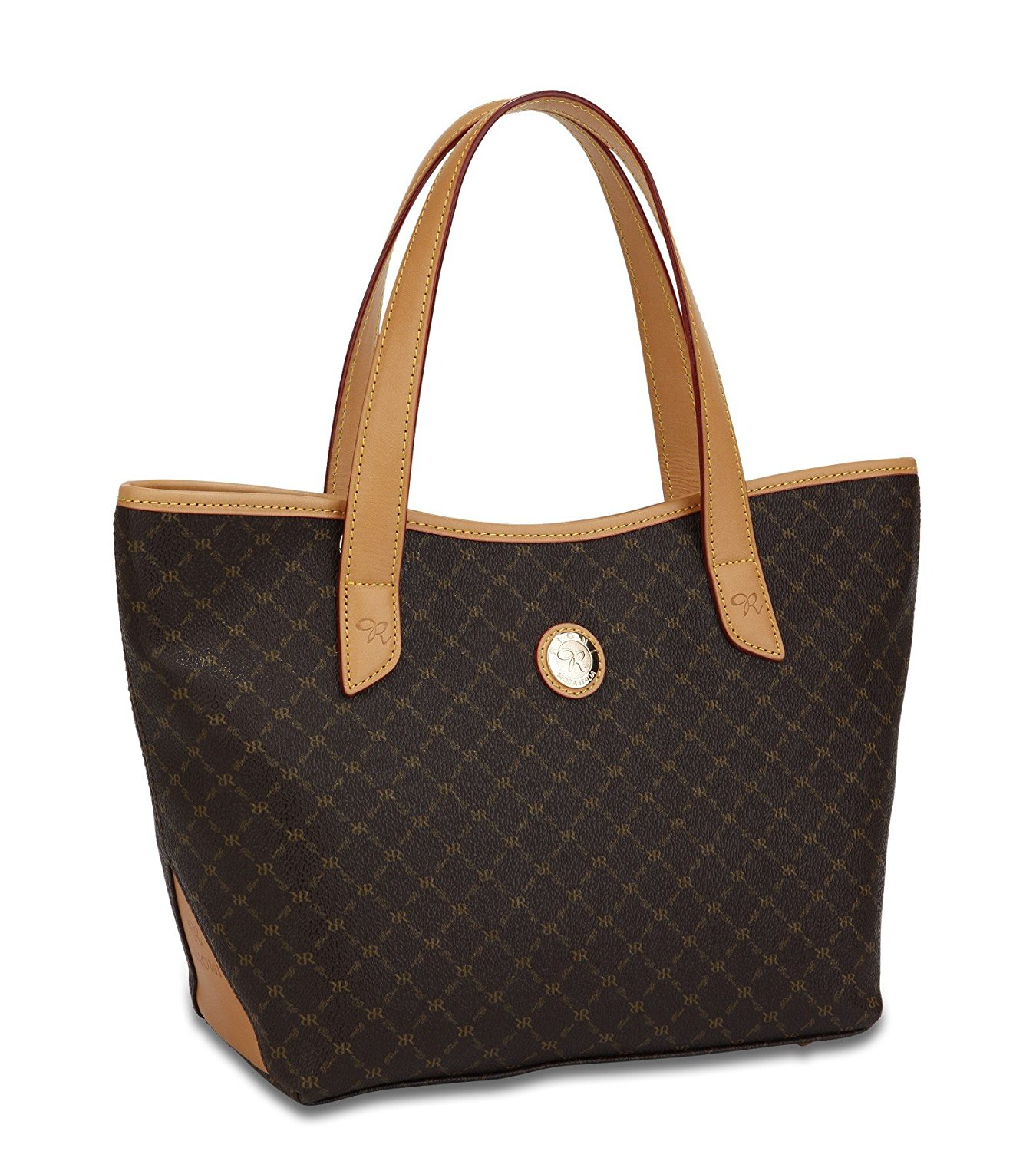 Buy Signature 360 Medium Luggage by Rioni Designer Handbags  amp ... 09a46cb4d263a
