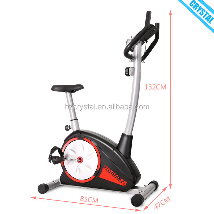 SJ-2660 Best selling home fitness equipment gym 8 segments adjustable magnetic exercise bike wholesale