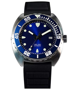 High quality all 316L stainless steel super swiss 30atm automatic dive watch mens watch