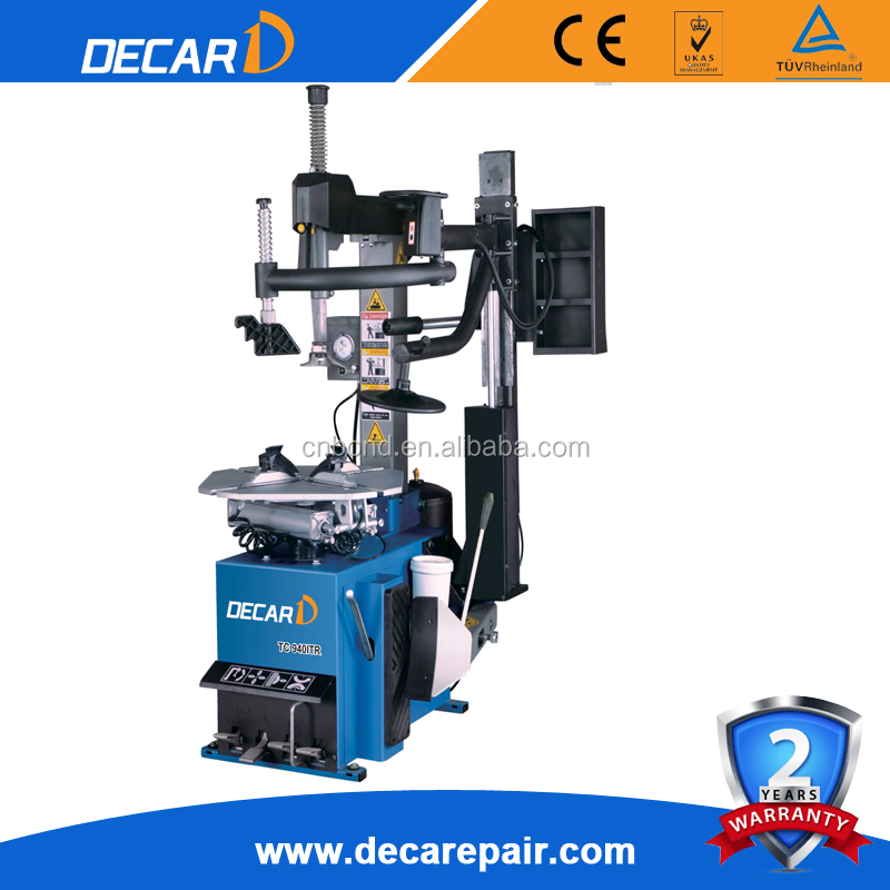 High attention tongda model TC940ITR tyre changer